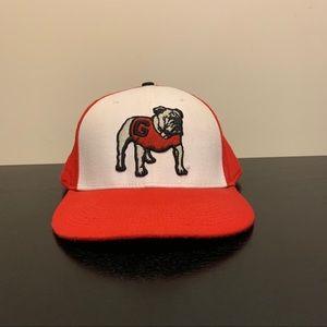 Throwback Nike UGA Georgia Bulldogs hat